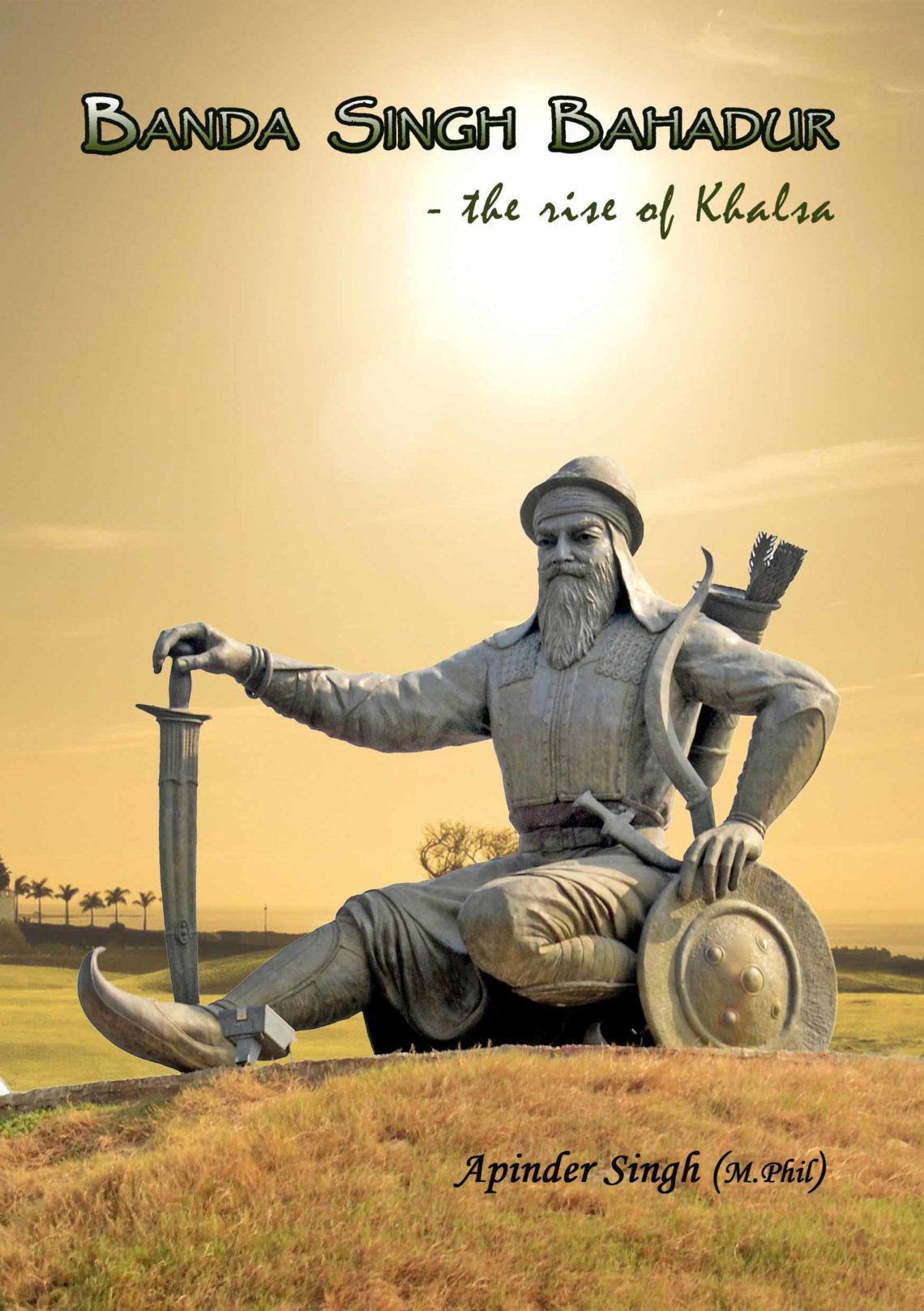 Banda Singh Bahadur Book